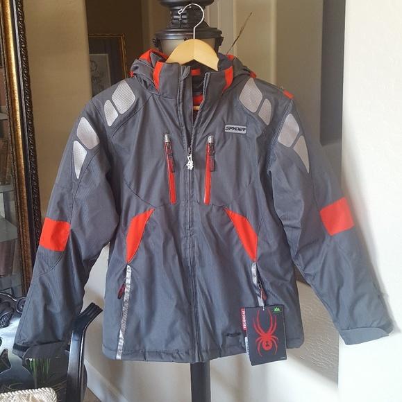 db940124fe11 Spyder Jackets   Coats